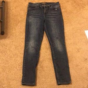 Lucky Brand Ava Skinny Jeans 10/30